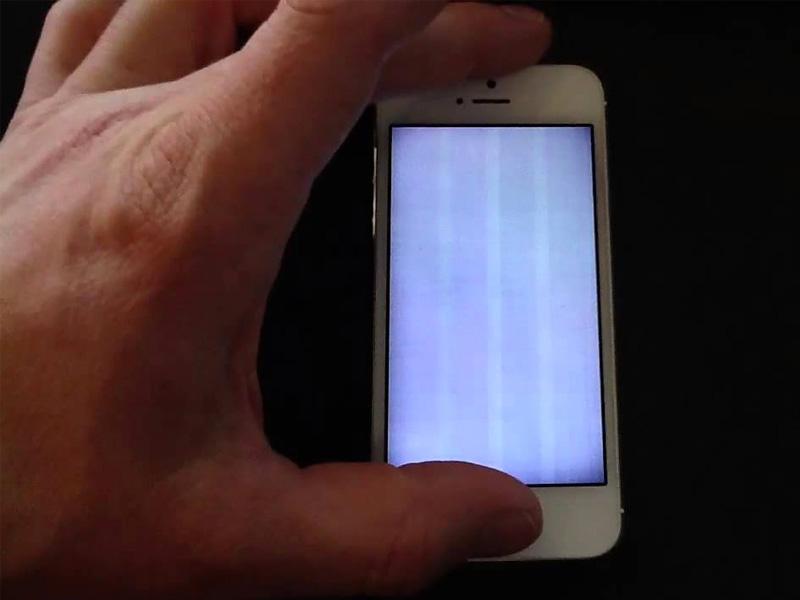 Белые полосы на экране iphone 6 всё для сотового телефона samsung e900