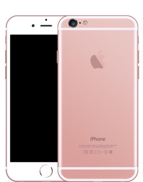 6s iphone фото розовый