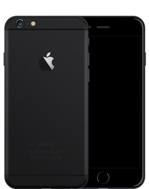 айфон 6 фото чёрный