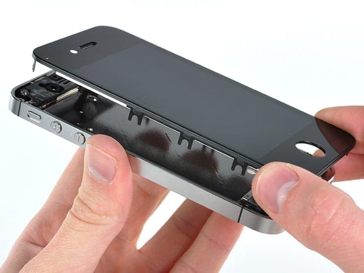 Замена экрана iPhone 4s