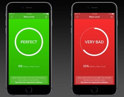 Как определить состояние батареи iPhone